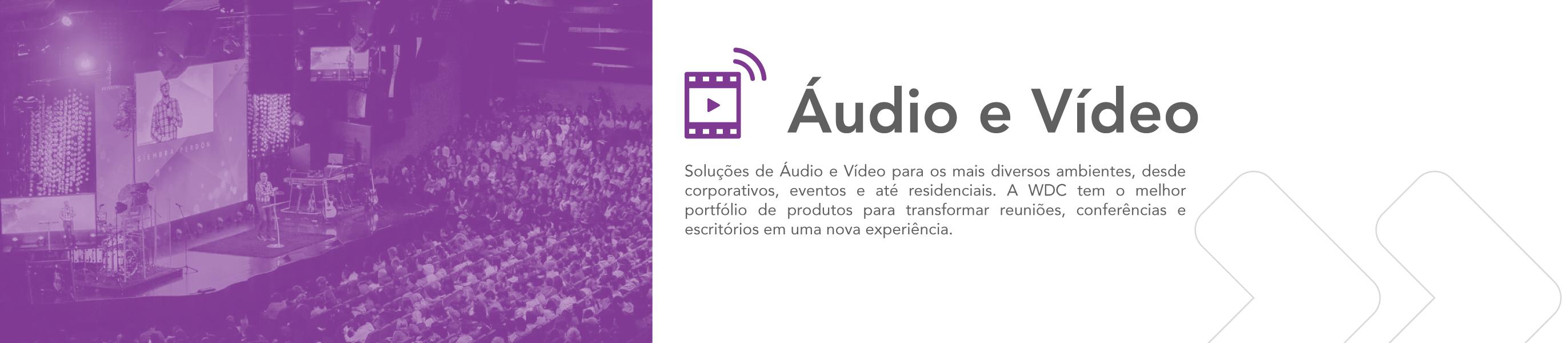 Banner Audio e video