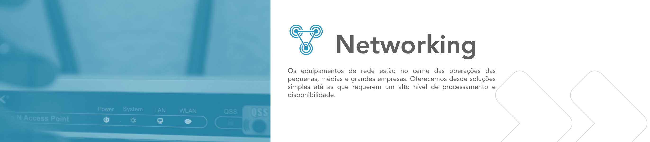 Banner networking